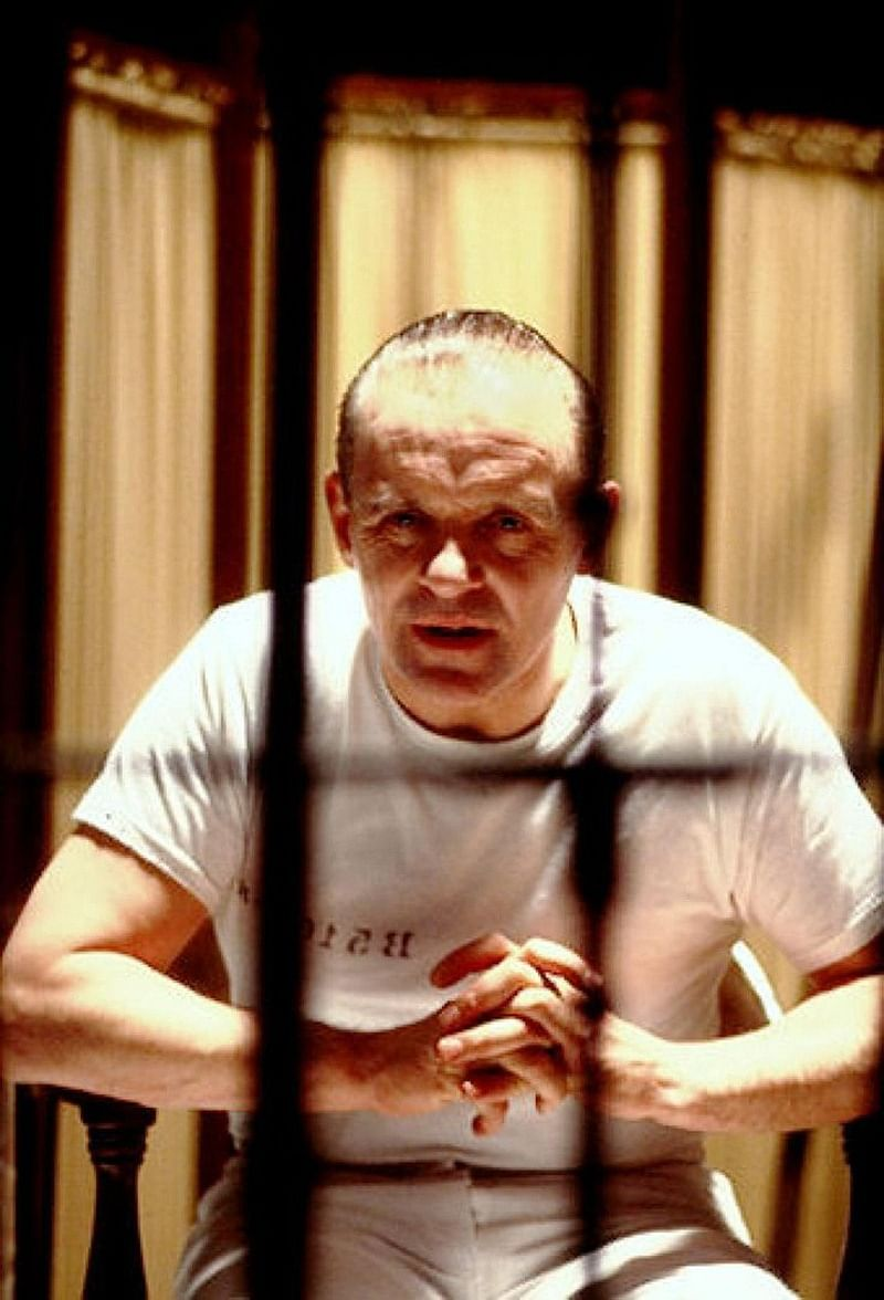 The inimitable Anthony Hopkins played Hannibal Lectre in Silence of the Lambs