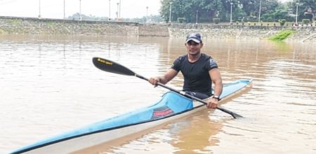 Bhopal: Kayaking player to compete at World University Games in Hungary
