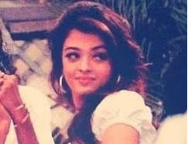 Aishwarya Rai's throw back picture is testimony to her fashion sense back in the day