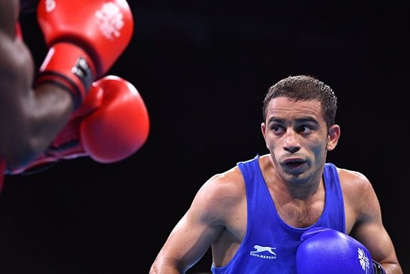 Asian Games 2018 gold medalist boxer Amit Panghal nominated for Arjana Award