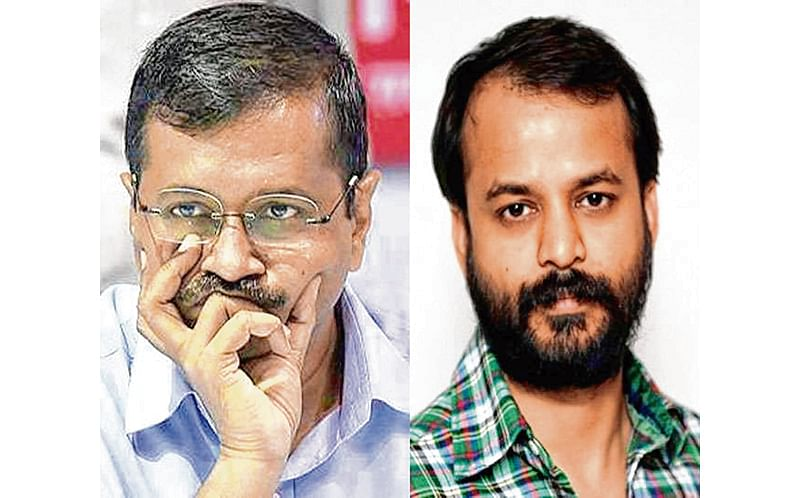 AAP in trouble: Week after Ashutosh's exit, now Ashish Khetan quits party