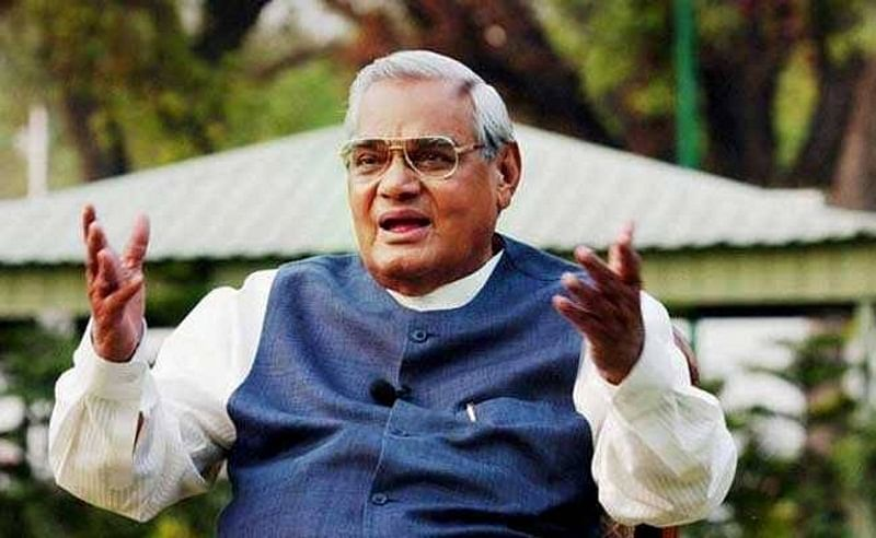 Atal Bihari Vajpayee death anniversary: 11 poems by the former PM that prove he is a wordsmith