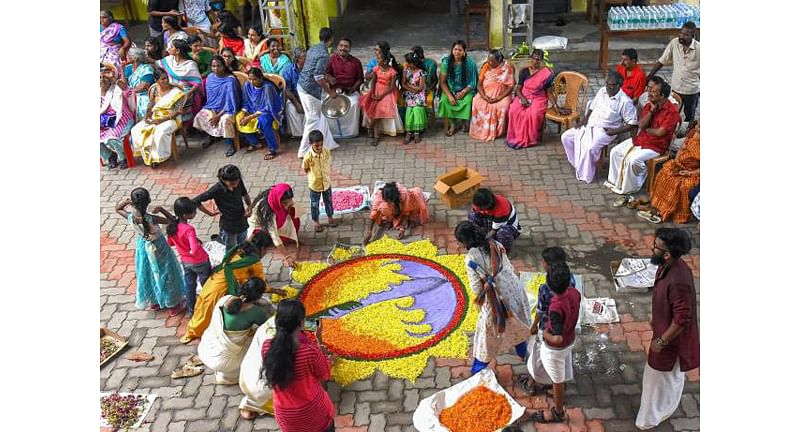 For a change, Onam brings cheer to Kerala relief camps