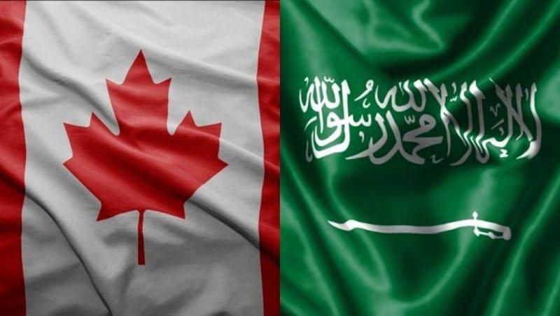 Saudis, Canada eyeball-to-eyeball