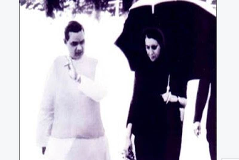 Atal Bihari Vajpayee death anniversary: 10 rare pictures of the former Prime Minister