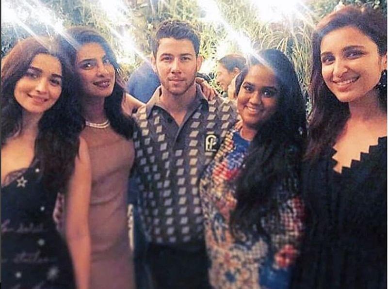 Priyanka Chopra-Nick Jonas engagement bash: Ambanis, Alia, Parineeti rock the party; pics, videos