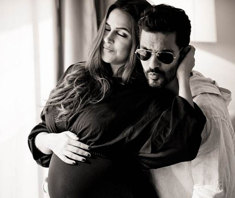 Congratulations! Angad Bedi confirms the news of Neha Dhupia's pregnancy
