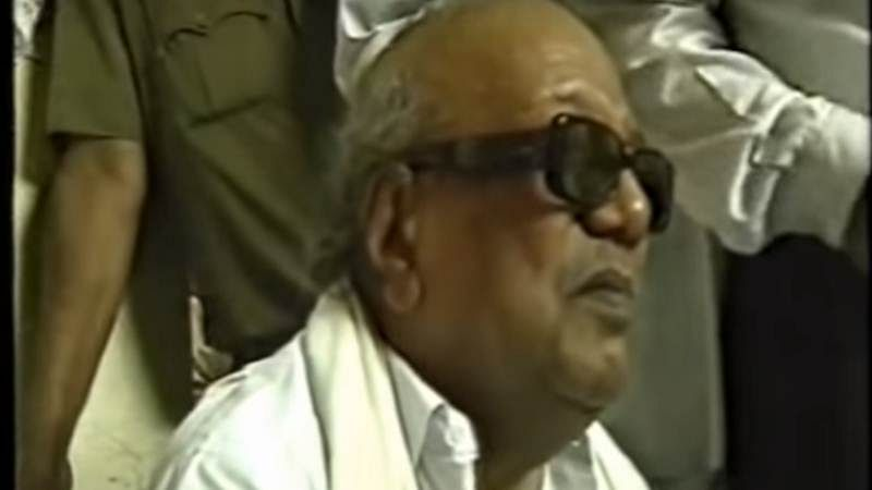 Political Throwback! In 2001, when DMK Chief Karunanidhi was arrested in the dark of the night
