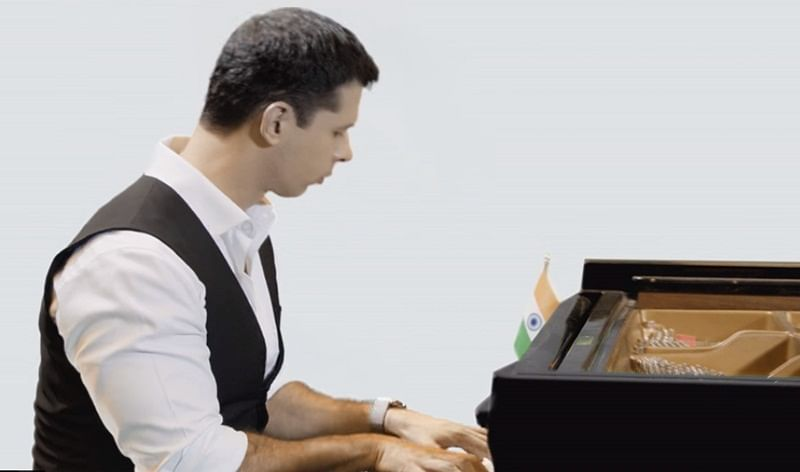 Piano rendition of Jana Gana Mana becomes the most viewed national anthem on YouTube