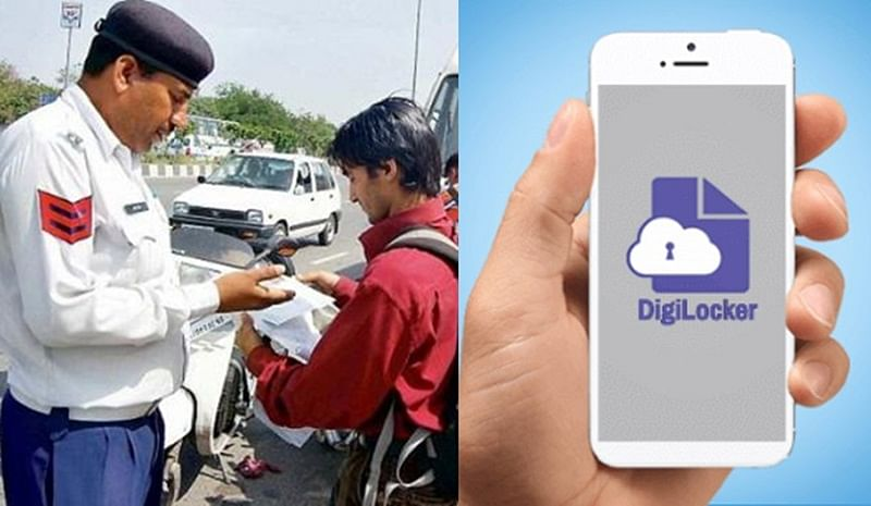 DigiLocker: How it works and why you don't need to carry your driving license ever again!