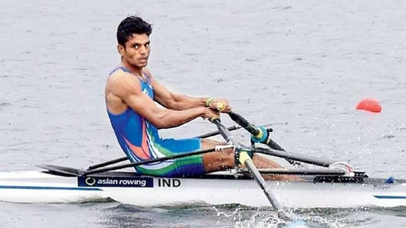 Asian Games 2018: Indian rower Dushyant wins bronze in men's lightweight single sculls