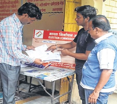 Ujjain: 18-year-old denied electoral registration, files plaint with ECI, EC