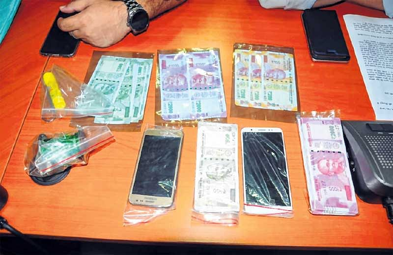 Ujjain News – Counterfeit currency racket busted