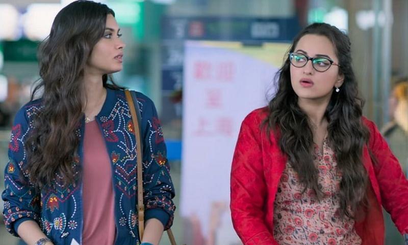 Happy Phirr Bhag Jayegi movie: Review, Cast, Director