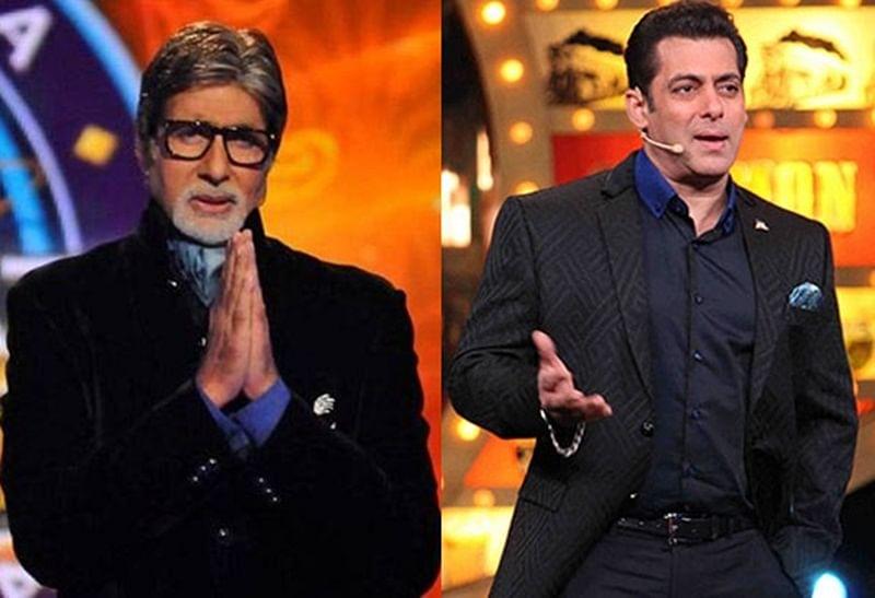 Amitabh Bachchan is OK with Salman Khan hosting 'Kaun Banega Crorepati'?