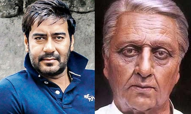 Ajay Devgn to make Tollywood debut with Kamal Haasan's Indian 2?