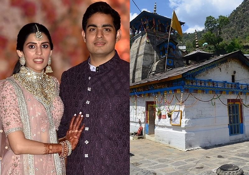 Akash Ambani- Shloka Mehta to marry in the same temple as Lord Shiva and Parvati?