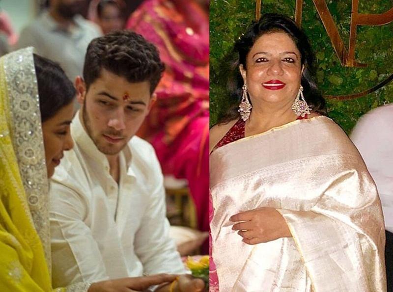 Nick Jonas chanting mantras, prep for traditional wedding; Priyanka Chopra's mom Madhu spills inside details from roka ceremony