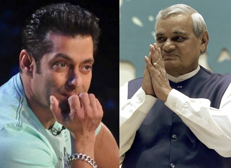 Better late than never? Salman Khan gets trolled for paying tribute to Atal Bihari Vajpayee