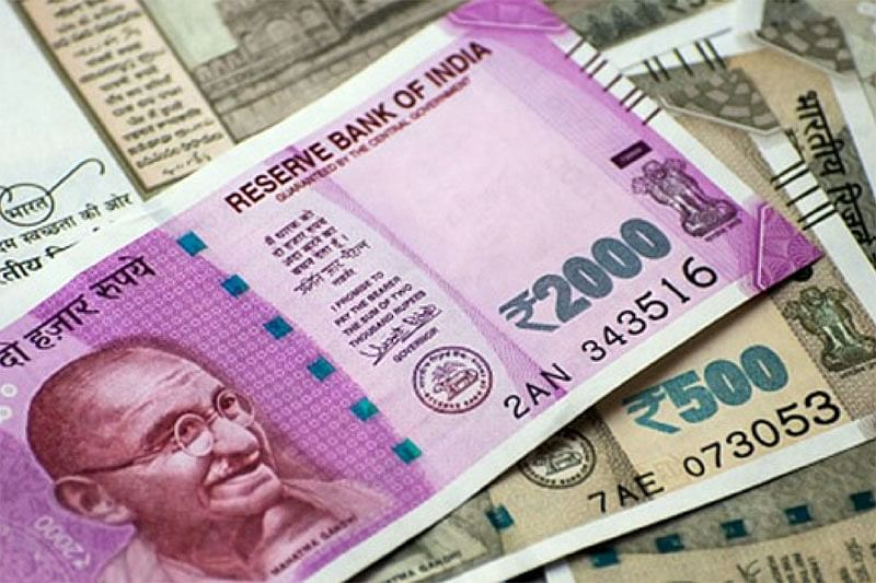 IMF estimates 'real' depreciation of Indian rupee as 6 to 7 percent