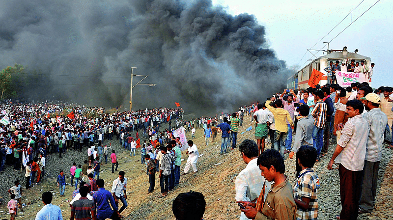 Maratha Quota Stir: Dalit to Gurjars, 5 Quota reservation protest which turned violent and what is their current status
