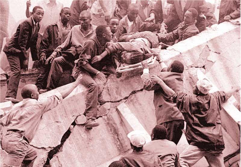 US embassy bombings anniversary… Kenya, Tanzania mark 20 yrs of Qaeda terror