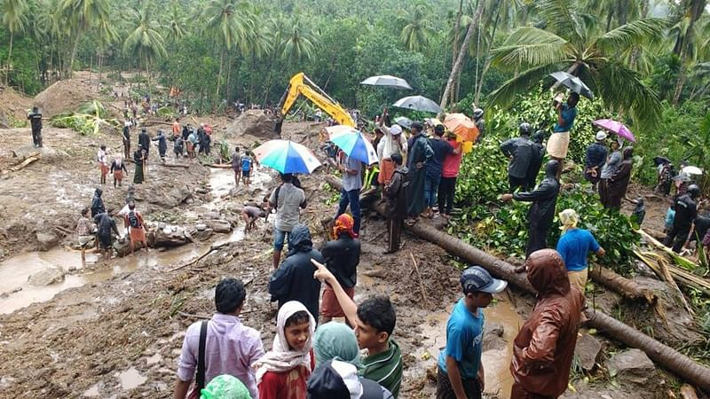 868 people dead due to rains, floods in 7 states during monsoon, says Home Ministry