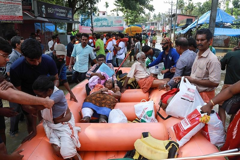 Kerala Floods: Over 2,000 persons still in relief camps