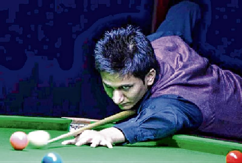 Laxman Rawat outshines Aditya Agrawal to march into title round of  ECC All India Open 6-Red Snooker Tournament 2018