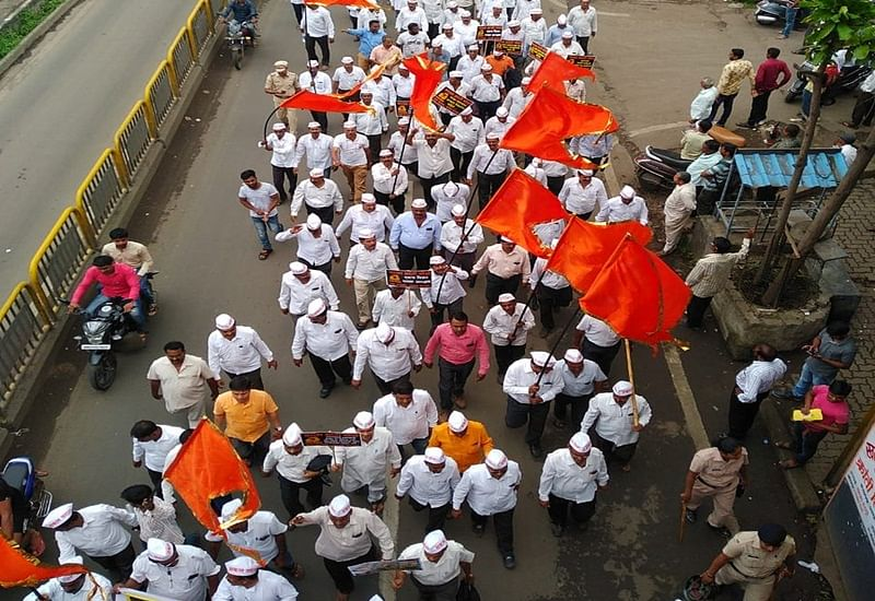 Maratha outfit to oppose Sena-BJP, Congress-NCP alliance in Lok Sabha elections