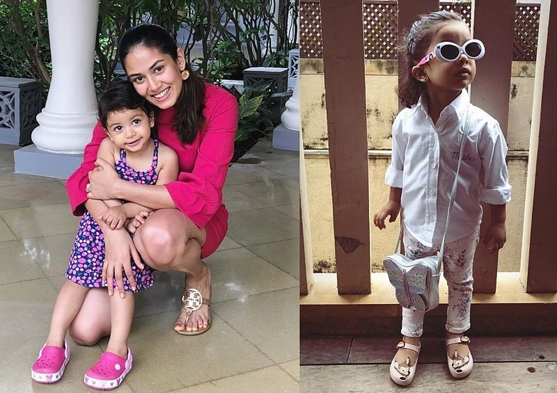 Shahid Kapoor, Mira Rajput's daughter Misha is having a 'busy day' ahead of new baby arrival