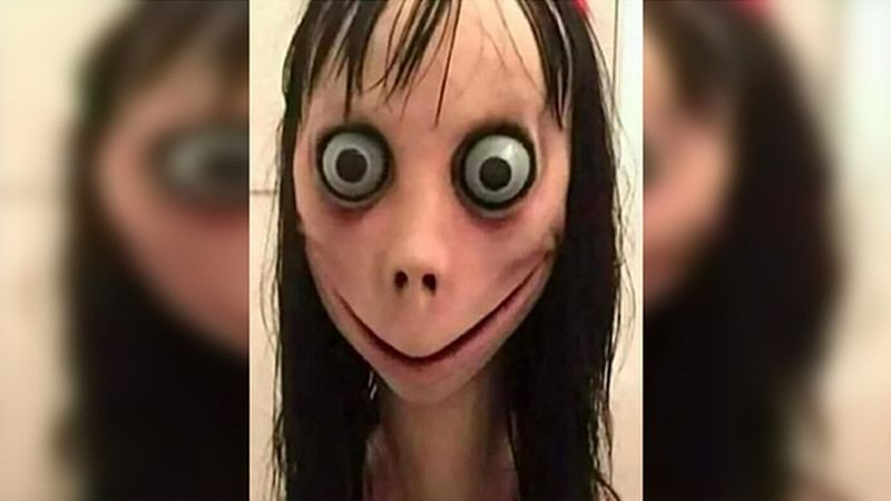 After Blue Whale, WhatsApp's suicide game 'Momo Challenge' spreads panic