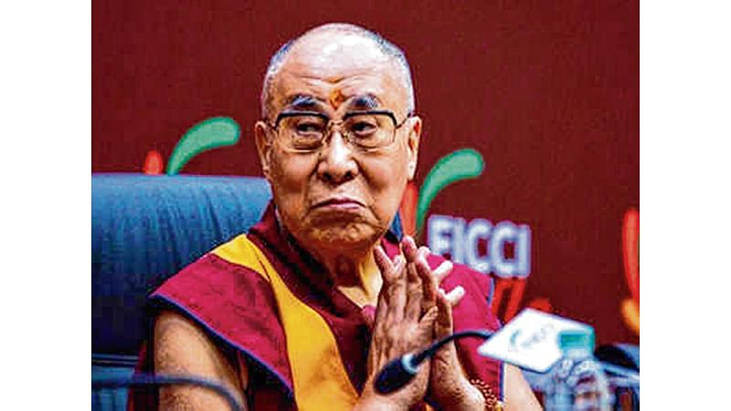 Dalai Lama apologises for Nehru remark