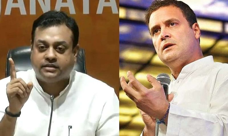 Your name should be Rahul 'sharam kar': Sambit Patra mocks Cong leader's Savarkar comment