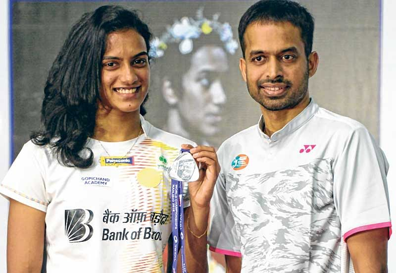 Very less time to prepare but hope to do better at Asiad: Sindhu