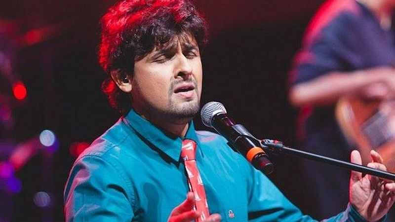 I'm concerned about country's anger: Sonu Nigam