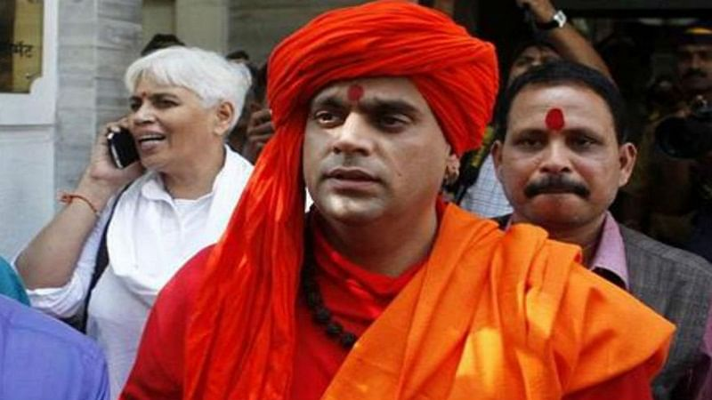 Hindu Mahasabha will stage protest if Ram Temple ordinance not brought in 30 days: Swami Chakrapani