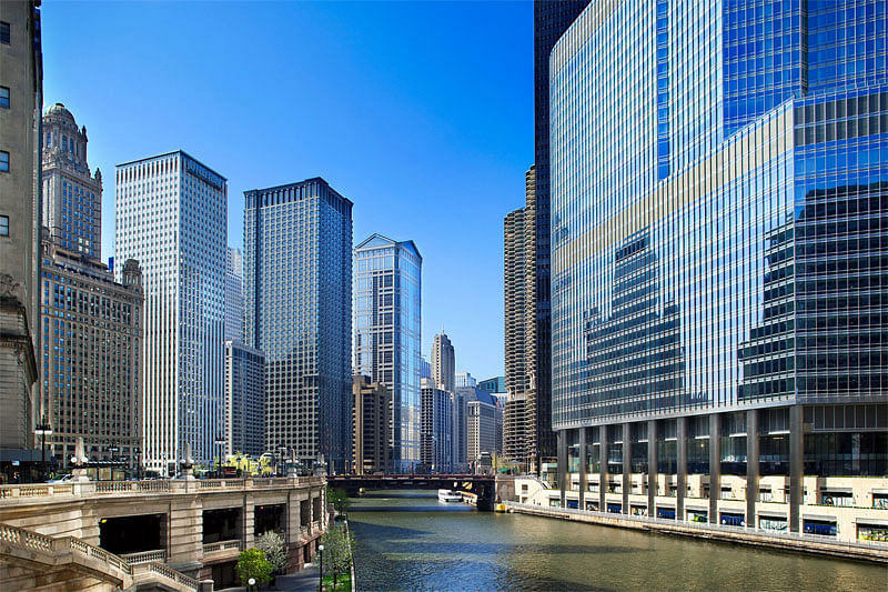 Trump Tower sued over water pollution