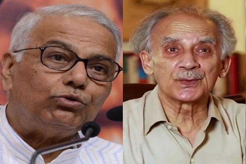 Rafale deal bigger defence scandal than Bofors, allege Yaswant Sinha, Arun Shourie