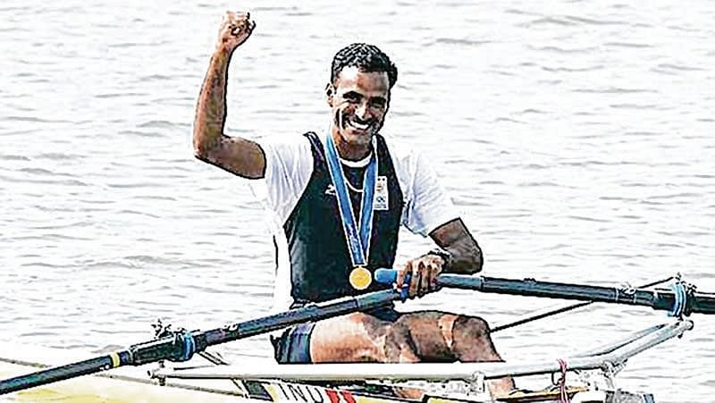 Epic saga: How India's rowing-star Dattu overcame poverty to win gold