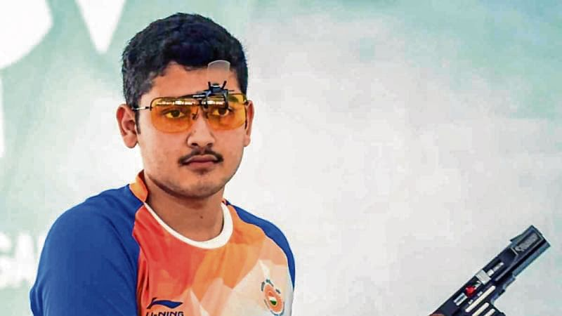 Men's skeet team tops qualifying but no medals for India