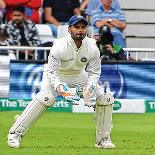 Rishabh Pant is fastest Indian keeper to 50 dismissals, surpasses Dhoni