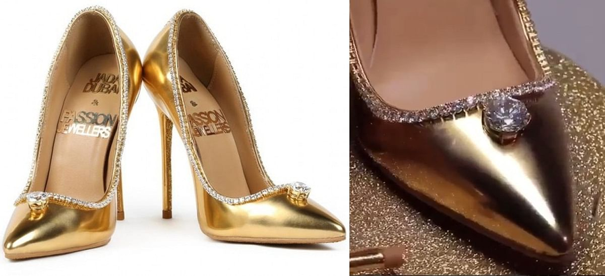 World's most expensive pair of shoes worth Rs 123 cr ready for launch in Dubai