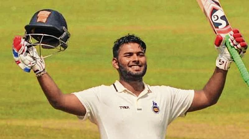 Victorious India: The innings of a lifetime by Rishabh Pant