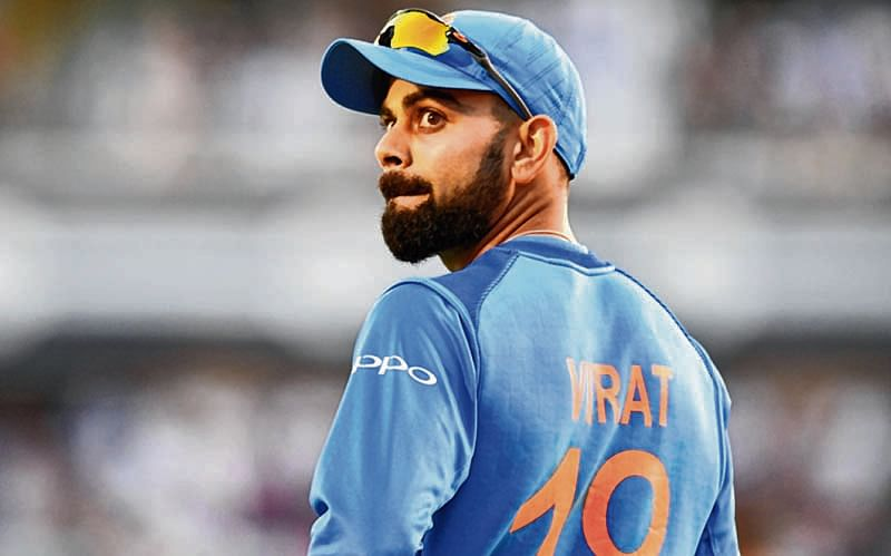 It is easy to chase when Rohit Sharma is going great guns: Virat kohli