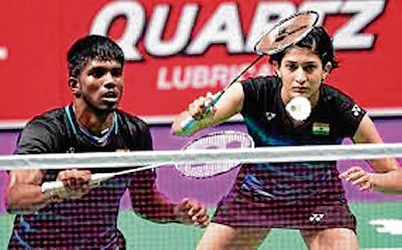 Srikanth off to winning start