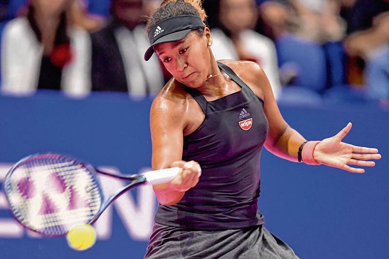 Tennis at Tokyo Olympics: Japan's Naomi Osaka looks formidable after defeating Switzerland's Viktorija Golubic 6–3 6–2