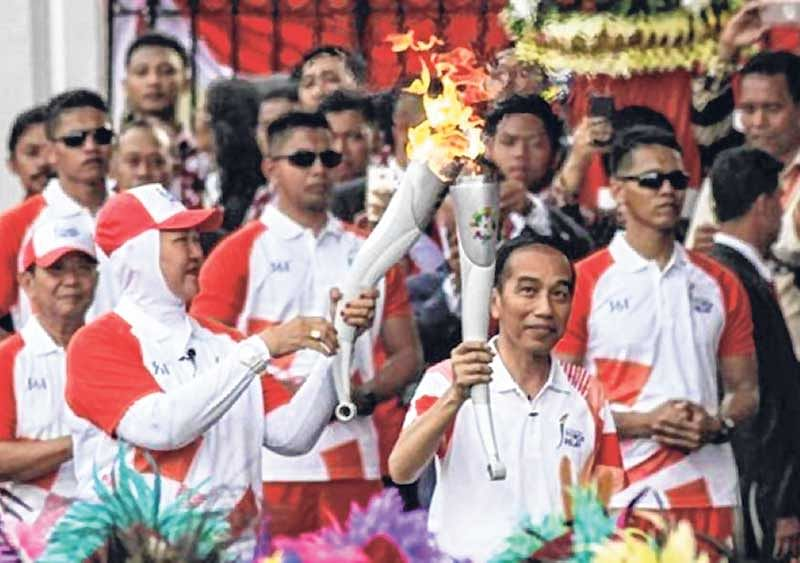 Asian Games : Indonesia announces surprise bid for 2032 Olympics Games