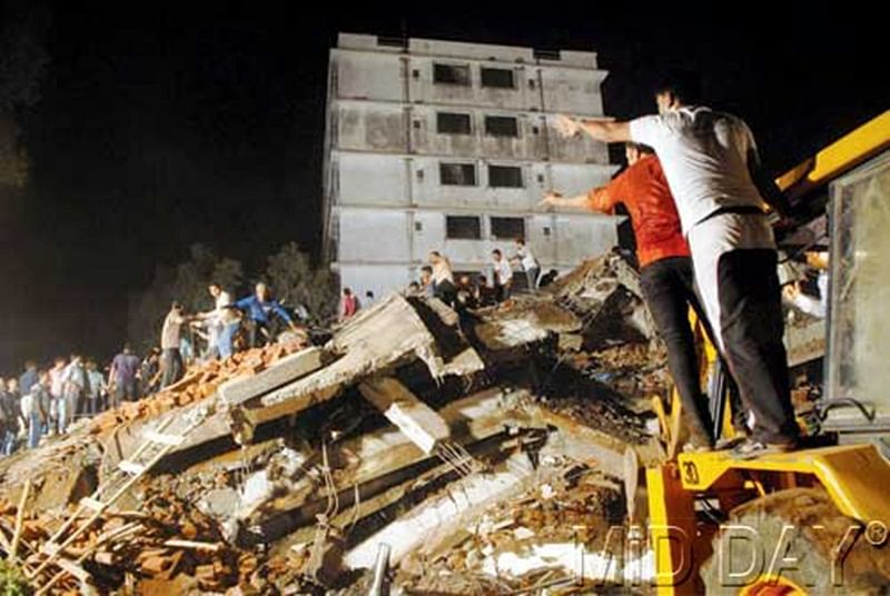 2013 Mumbra building collapse: Trial awaits TMC officer, corporator