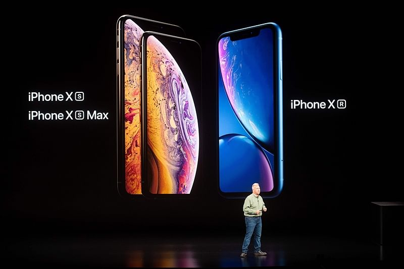 Apple launches new premium iPhone XS, health features for watch